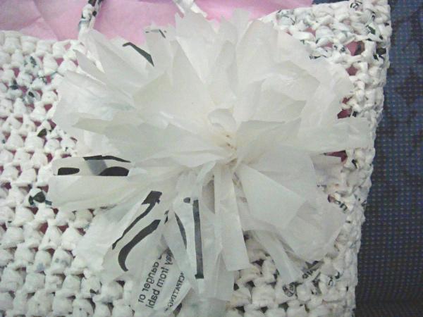 Plarn Gift Bag